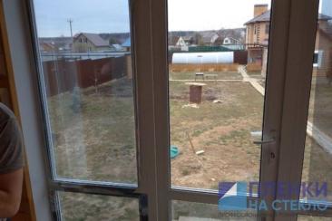 Затонировать стекла дома от солнца под ключ