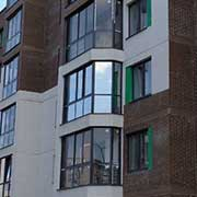 Ссылка на страницу на зеркальные балконы