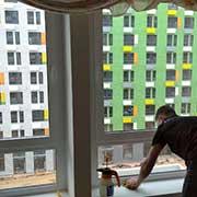 Ссылка на тонировку окон квартиры