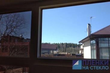 Тонирование окон в квартире -спасает от солнца и жары