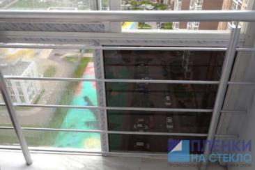Большой спектр цветовых решений для тонировки стекла
