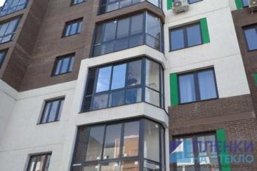 В современном доме, нельзя представить окна без солнцезащитной пленки