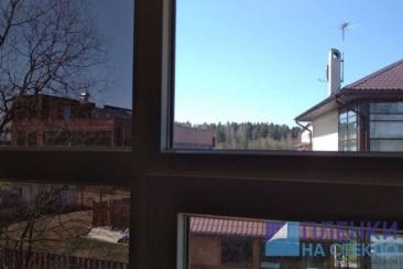 Тонировка окон в доме