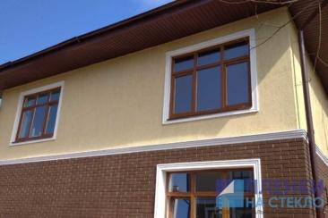 Тонировка окон в доме лучшая цена в Москве