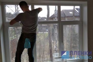 Затонируем окна в доме профессиональными пленками