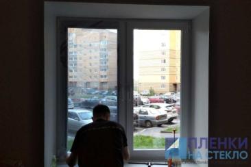 Затонируем окна в квартире на выбор заказчика