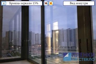 Заклеить окна от солнца лучше доверить профессионалам